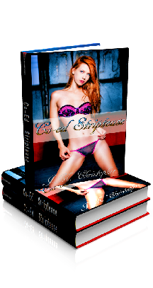 3D Ebook Cover - Co-Ed Striptease - by J.M. Christopher