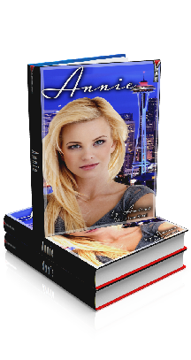 3D Ebook Cover - Annie, by Amicus