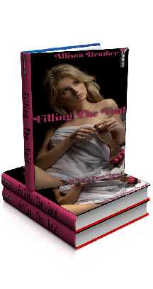 3D Ebook Cover - Erotica Book Stack Image