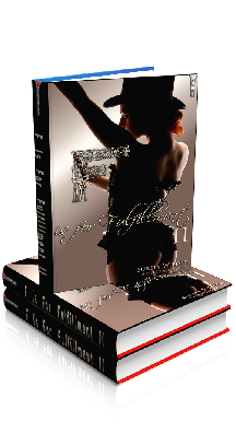 3D Ebook Cover - F is for Fulfillment II - Forbidden Passions - by Surely Wilder
