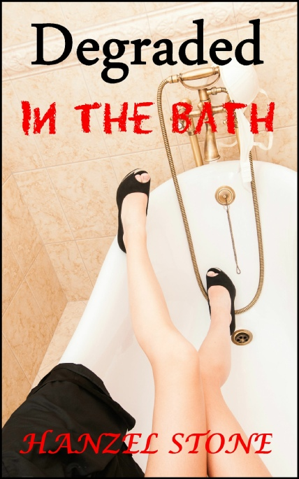 Book Cover Photo: Degraded: In The Bath - Degraded No.2 - by Hanzel Stone