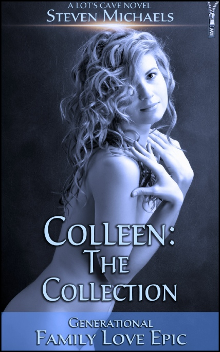 Book Cover Photo: Colleen: The Voyage - Family Love Epic 1 - by Steven Michaels