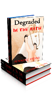 3D Ebook Cover - Degraded: In The Bath - Degraded No.2 - by Hanzel Stone