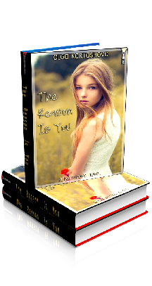 3D Ebook Cover - The Reason is You, by Olga Kartashova