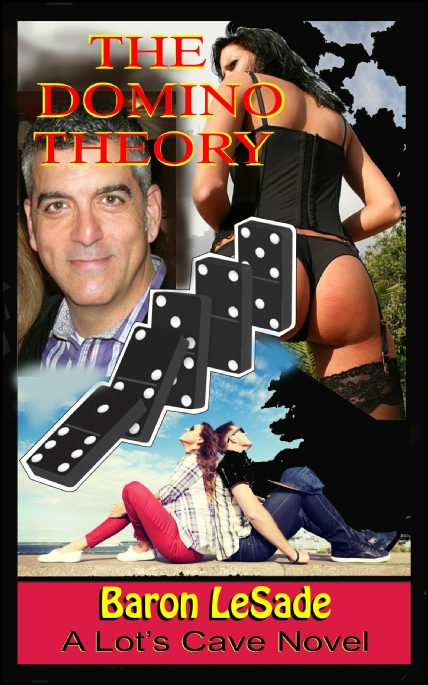 Book Cover Photo: The Domino Theory, by Baron LeSade