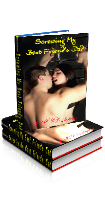 3D Ebook Cover - Screwing My Best Friend's Dad, by J.M. Christopher