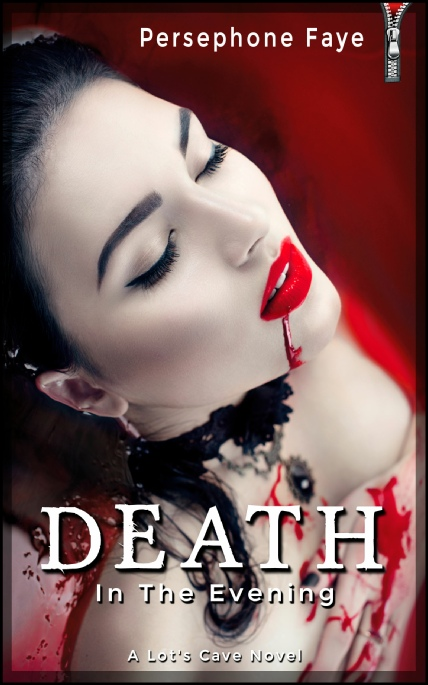 Book Cover Photo: Death in the Evening ~ by Persephone Faye