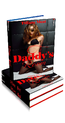 3D Ebook Cover - Daddy's Room - by Tiffany Meat