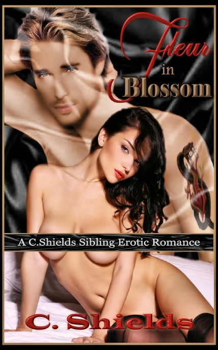 Book Cover Photo: Fleur In Blossom, by C. Shields