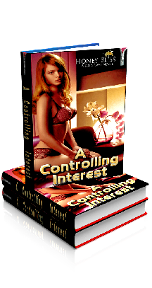 Book Cover Photo - A Controlling Interest, by Honey Bliss