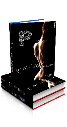 3D Ebook Cover - P is for Pleasure - Pleasure No.1 - by Surely Wilder