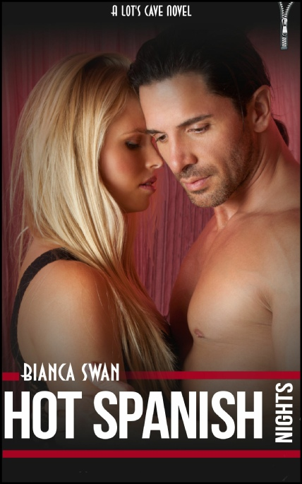 Book Cover Photo: Hot Spanish Nights ~ by Bianca Swan