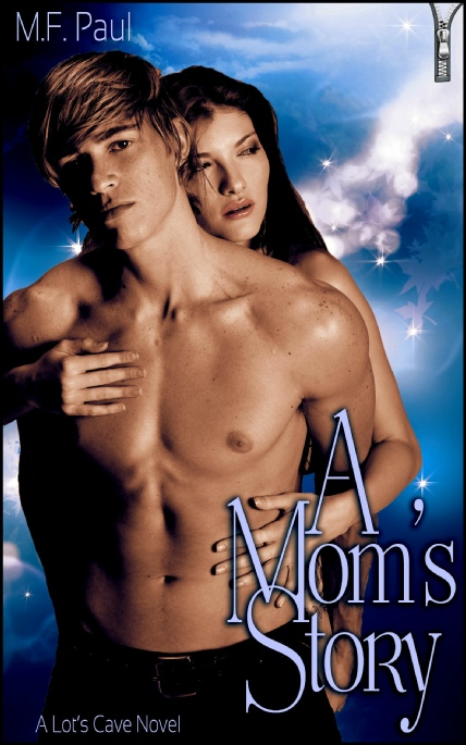 Book Cover Photo: A Mom's Story, by M.F. Paul