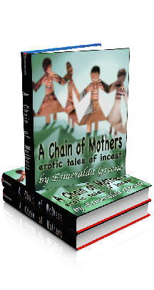 Book Cover Photo - A Chain of Mothers - by Esmeralda Greene