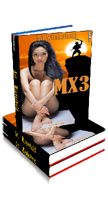 3D Ebook Cover - MX3 - by Art Wiederhold
