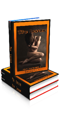 3D Ebook Cover - The Lesson, by Baron LeSade
