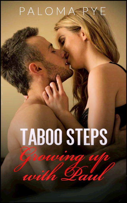 Book Cover Photo: Taboo Steps: Growing up with Paul - by Paloma Pye