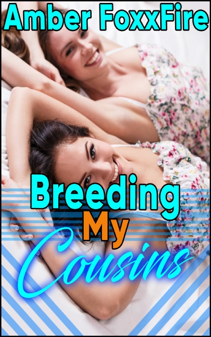 Book Cover Photo: Breeding My Cousins - by Amber FoxxFire