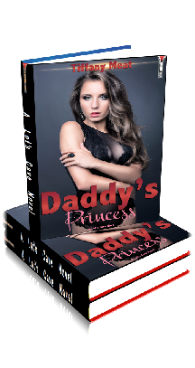 3D Ebook Cover - Daddy's Princess - by Tiffany Meat