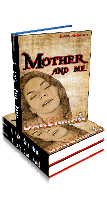 3D Ebook Cover - Mother and Me - Thorn Maestro's Unusual Fetish - by Bakerman