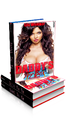 3D Ebook Cover - Daddy's Toy Box - by Lily Weidner