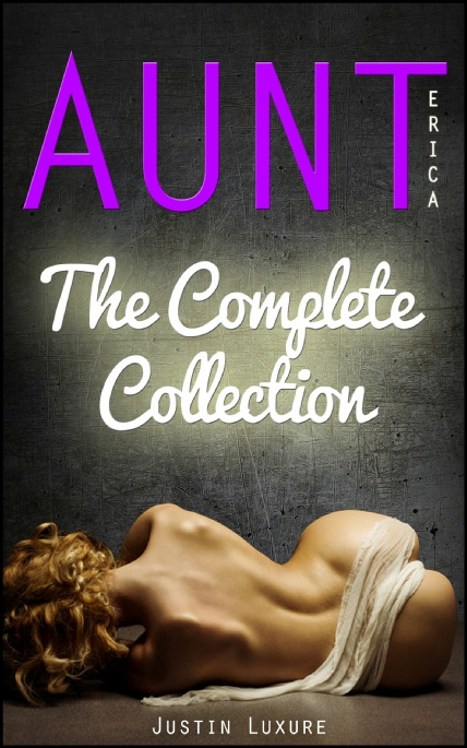 Book Cover Photo: The First Date Kinks - Aunt Erica No.4 - by Justin Luxure