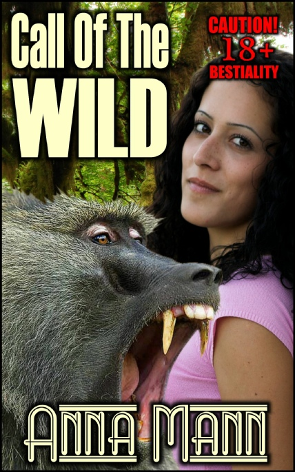 Book Cover Photo: Call Of The Wild ~ by Anna Mann