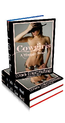 3D Ebook Cover - Cowgirls ~ by Dee Dawning