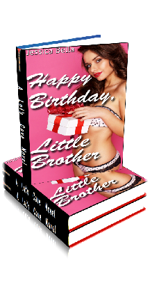 3D Ebook Cover - Happy Birthday, Little Brother - by Jessica Bella