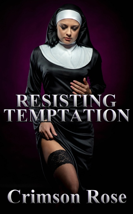 Book Cover Photo: Resisting Temptation - by Crimson Rose