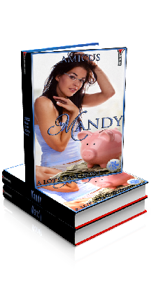 3D Ebook Cover - Mandy - by Amicus
