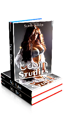 3D Ebook Cover - Twin Studies - A Wilder Short - by Surely Wilder