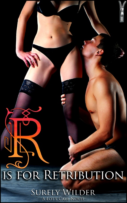 Book Cover Photo: F is for Fulfillment - Forbidden Passions - by Surely Wilder