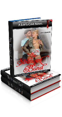 3D Ebook Cover - The Strongest Bond, by Lady Calandra
