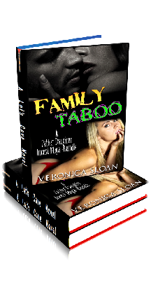 3D Ebook Cover - A Father Daughter Incest Mega-Bundle ~ Family Taboo No.4 ~ by Veronica Sloan