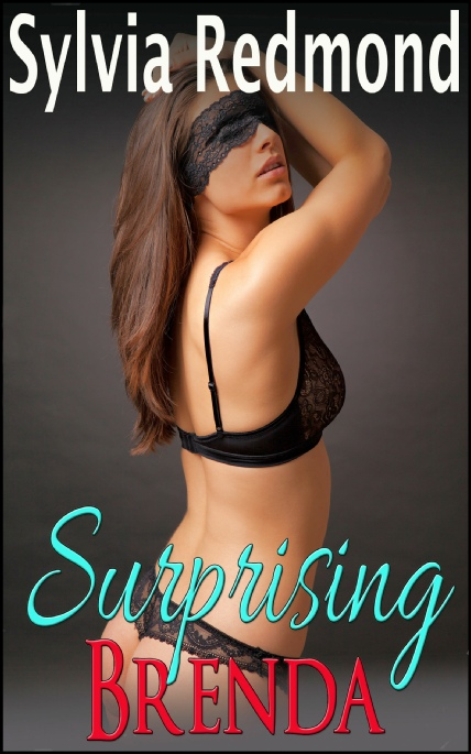 Book Cover Photo: Surprising Brenda - by Sylvia Redmond