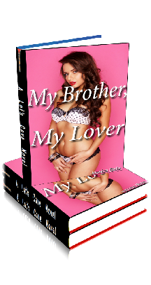 3D Ebook Cover - My Brother, My Lover - by Jessica Bella