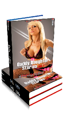 3D Ebook Cover - Daddy Daughter Stories - Volume 1 - by Anita Little