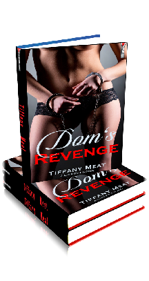 3D Ebook Cover - Dom's Revenge - by Tiffany Meat