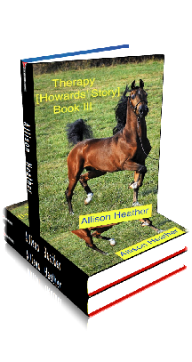 3D Ebook Cover - Therapy: Howards Story 3 - Volume No.3 - by Allison Heather