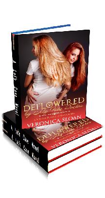3D Ebook Cover - Deflowered by My Futa Doctor ~ by Veronica Sloan