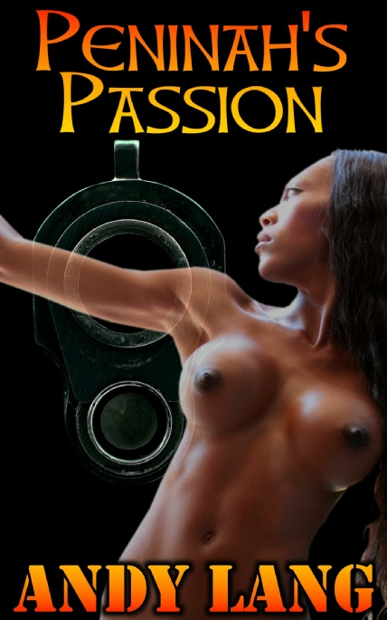 Book Cover Photo:  Peninah's Passion ~ by Andy Lang