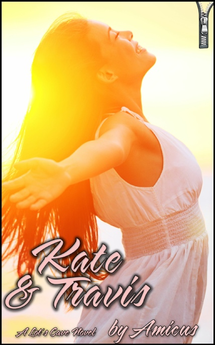 Book Cover Photo: Kate & Travis, by Amicus