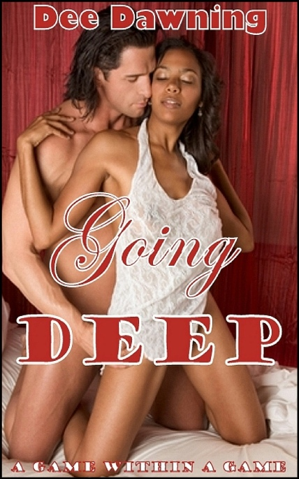 Book Cover Photo: Going Deep - by Dee Dawning