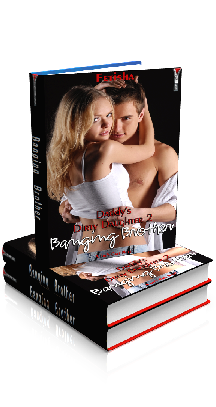 3D Ebook Cover - Banging Brother - Daddy's Dirty Daughter No.2 - by Fetisha
