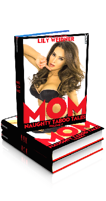 3D Ebook Cover - MOM Naughty Taboo Tales - Volume 2 Bundle - by Lily Weidner