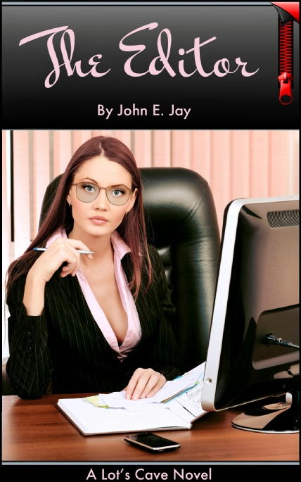 Book Cover Photo: The Editor, by John E. Jay