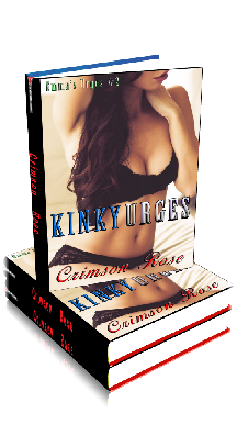 3D Ebook Cover - Kinky Urges - Emma's Urges No.2 - by Crimson Rose