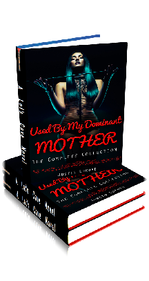 3D Ebook Cover - Used By My Dominant Mother - Complete 4-Pack Collection - by Justin Luxure