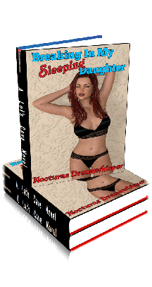 Book Cover Photo - Breaking In My Sleeping Daughter - by Nocturas Dreamwhisper
